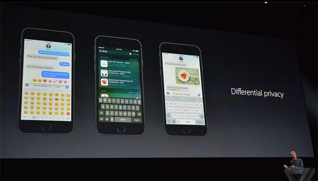 La Privacidad Diferencial de Apple