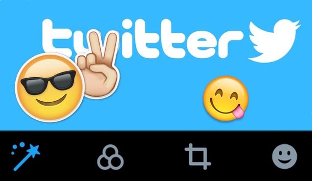 Twitter apuesta por los stickers para mejorar su red social
