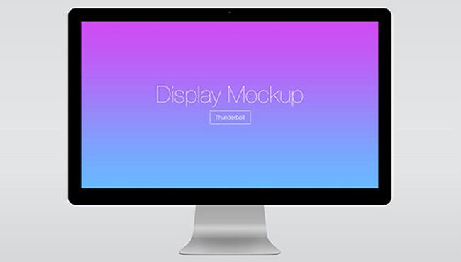 ¿Los monitores Thunderbolt de Apple tendrán finalmente su actualización?