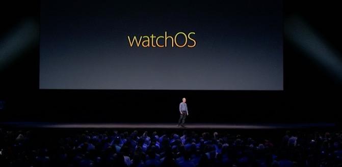watchOS 3 aporta Instant Launch y un nuevo Control Center