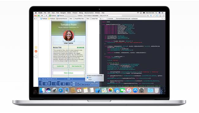 Xcode 8 lanzado por Apple para iOS 10, macOS Sierra y más