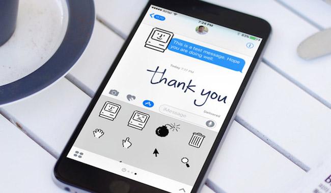 iOS 10: nuevos emojis para iMessage