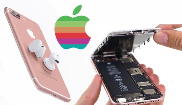 El iPhone 7 tendrá un 14% más de batería que el 6s. El mejor rumor
