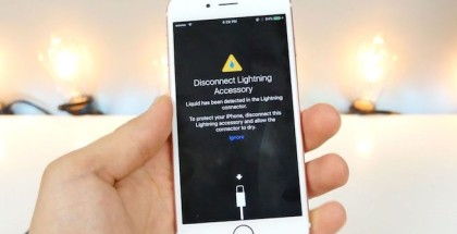 iOS 10 beta 3 iPhone 7 impermeabilidad water