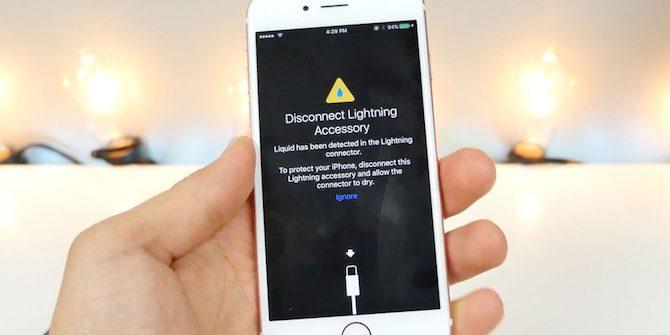 iOS 10 beta 3 podría confirma la impermeabilidad del iPhone 7