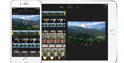 iOS Editor de video