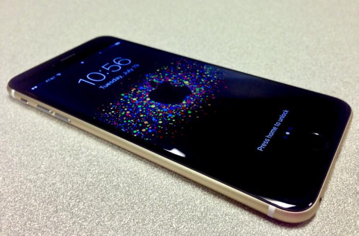 Un iPhone dorado y negro quedaría muy bien