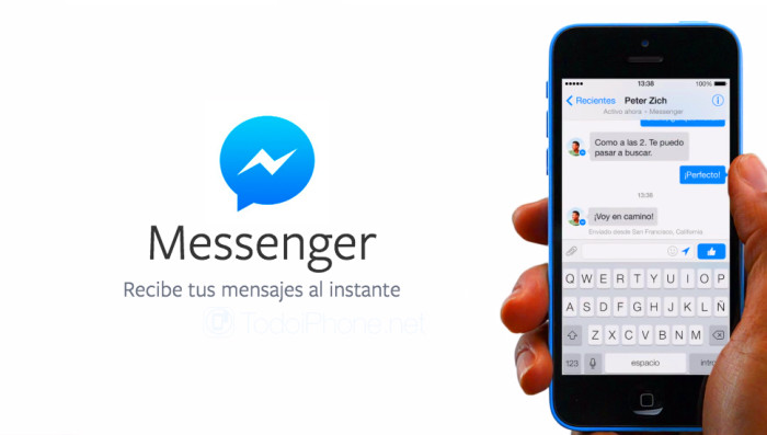 Facebook Messenger ahora soporta 3D Touch tras nueva actualización