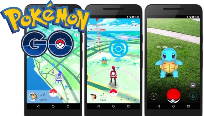 Pokemon Go introduce novedades en su app con la última actualización