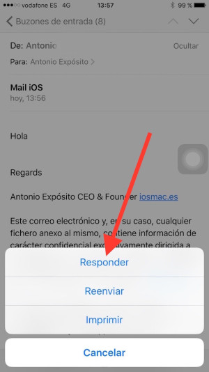 responder un correo desde iPhone de forma correcta-1