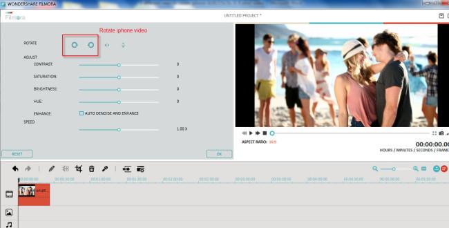 Wondershare Filmora - Editor de video para PC y Mac