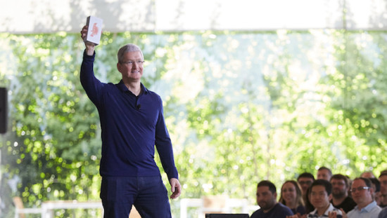 Apple ya ha vendido 1.000 millones de iPhones