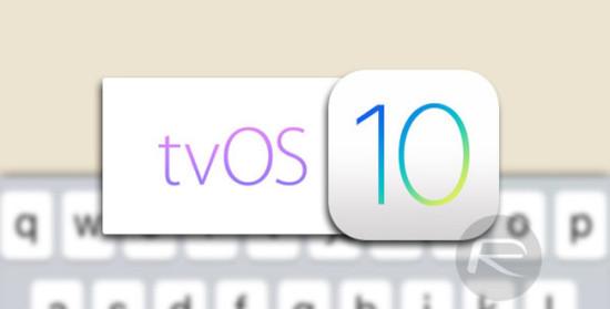 Beta 4 tvOS 10.1 para desarrolladores disponible para Apple TV