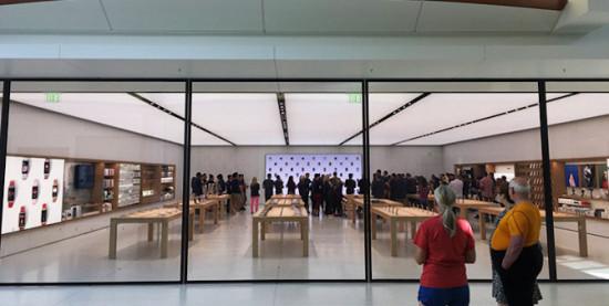 Apple Annapolis deja claro el rumbo de las futuras tiendas de Apple