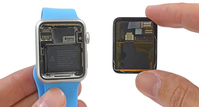 El Apple Watch 2 llegaría con un 35% más de batería