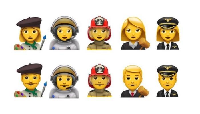 Apple solicita a Unicode agregar 5 nuevos emoticonos