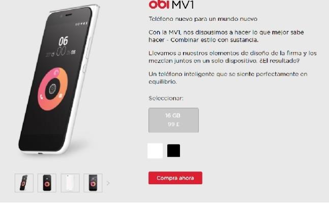 Obi MV1 compra