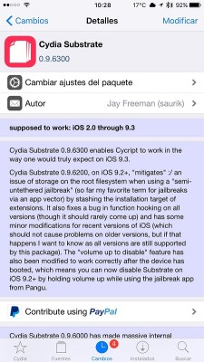 cydia substrate 096300