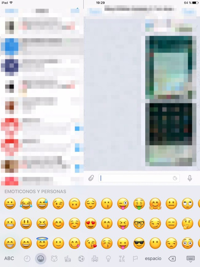 emoticons ios10 beta 4