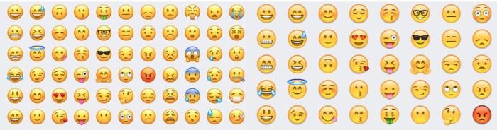 iOS 10 nuevos emoji Apple 2