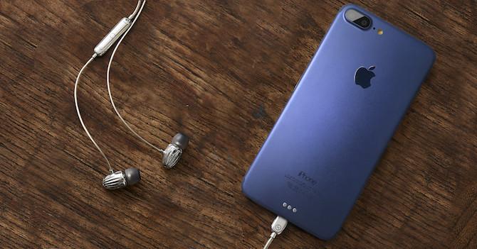 29a257eeff0 Nueva maqueta del iPhone 7 Plus para promocionar los futuros auriculares
