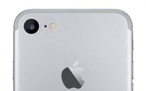 Cámara del iPhone 7
