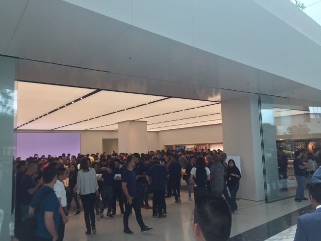 Apple Store México 2