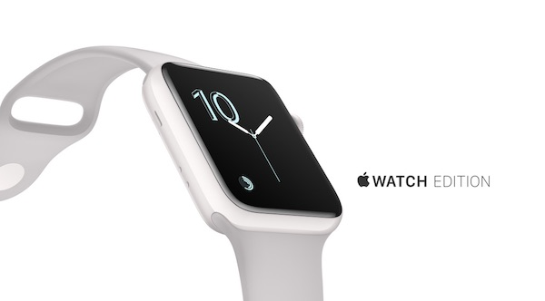 Apple Watch Edition - Cerámica Brillante