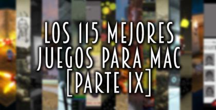 JUEGOS IX