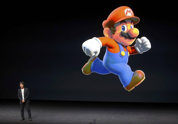 SuperMario Run: ingreso triunfal y exclusivo a dispositivos iOS