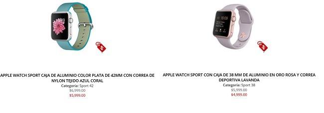 Ofertas apple watch1