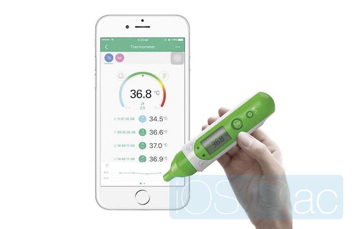 Termometro digital Koogeek