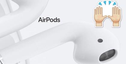 apple airpods auriculares caen pierden