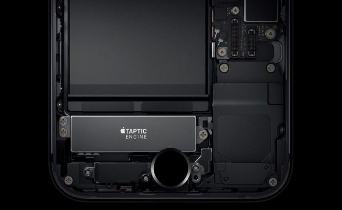 El botón home del iPhone 7 necesita nuestro dedo