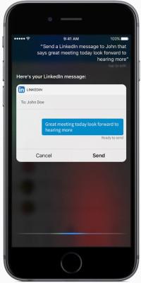 iOS-10-Siri-LinkedIn