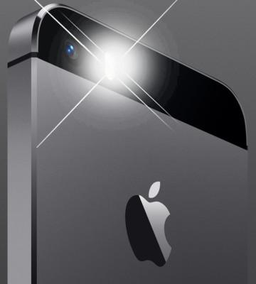 iPhone-5s-LED-flash-alert