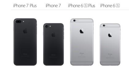 iPhone 7 - iPhone 6s - VS