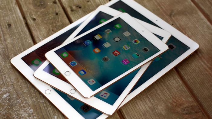 Apple actualiza el almacenamiento base de su gama iPad