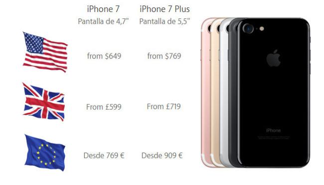 ¿Que te ha parecido el nuevo iPhone 7?