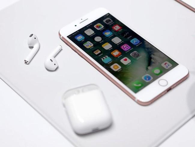 iPhone 7 llega junto con el