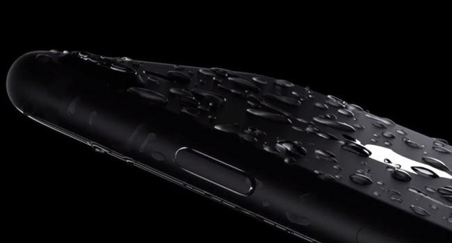 El iPhone 7 será resistente al agua.