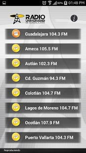 radio udg