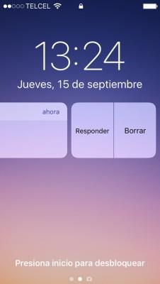whatsapp opciones mensajes