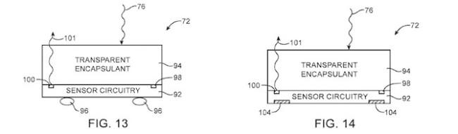 Apple Patente Sensor 2 Octubre 2016