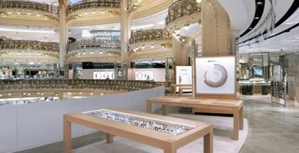 Apple Watch Store Paris
