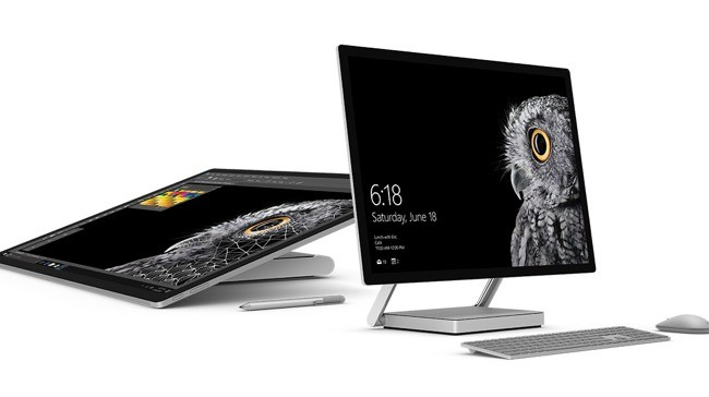 Microsoft presenta la Surface Studio, el iMac táctil con Windows