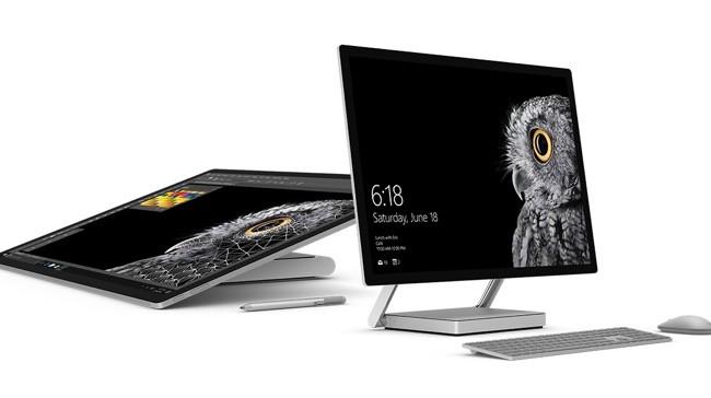 Microsoft presenta la Surface Studio, el iMac táctil con Windows