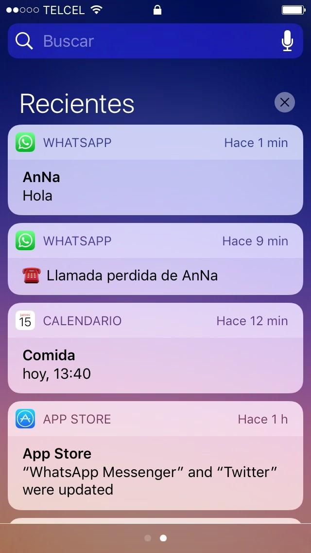 iOS 10: ¿Cómo borrar todas las notificaciones a la vez?