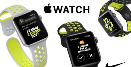 apple watch nike octubre salida sport
