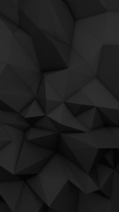 iPhone 7 - black wallpaper2